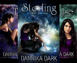 Mageri Series (6 Book Series) by  Dannika Dark