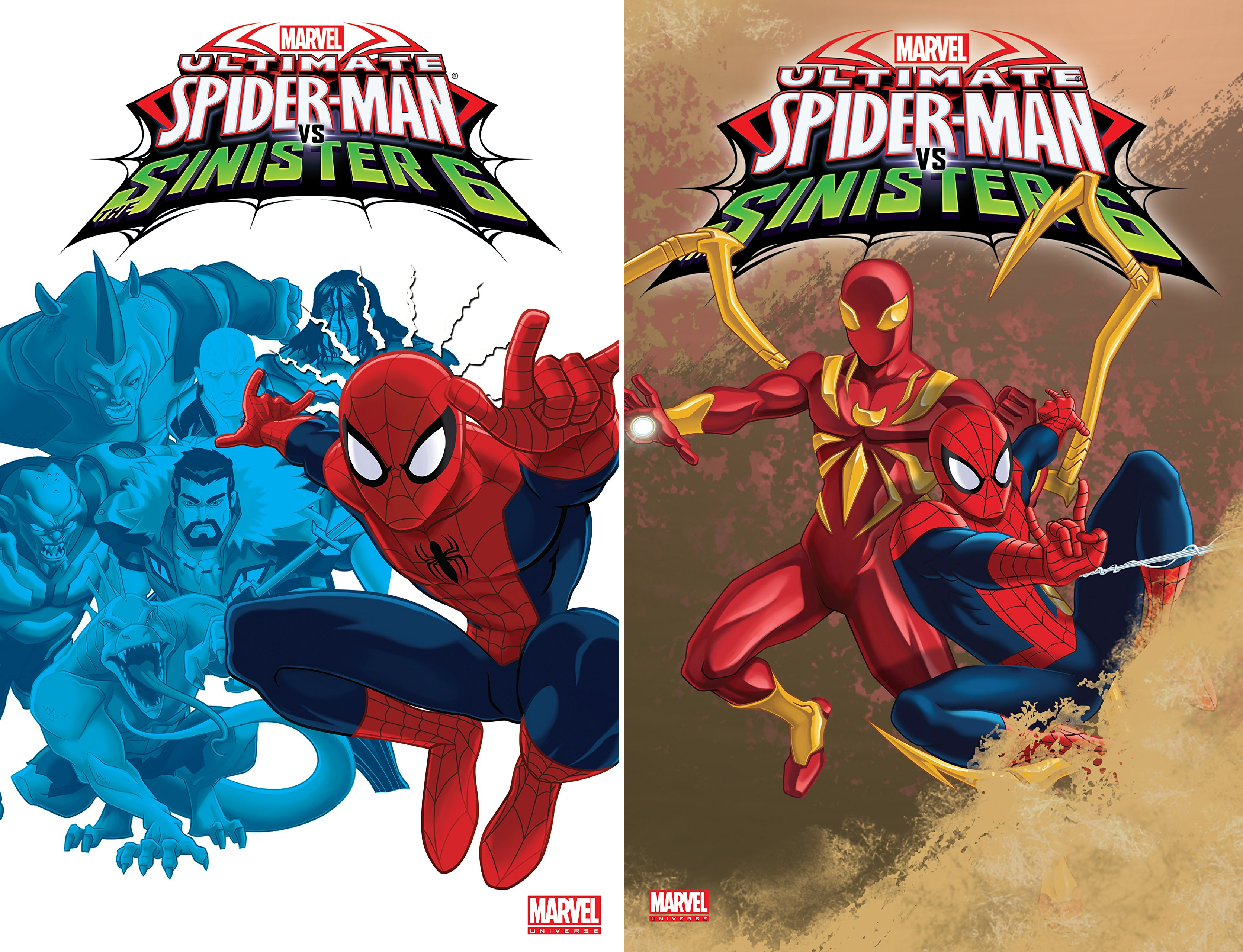 Marvel Universe Ultimate Spider-Man vs. The Sinister Six (2016-) (Collections) (2 Book Series)