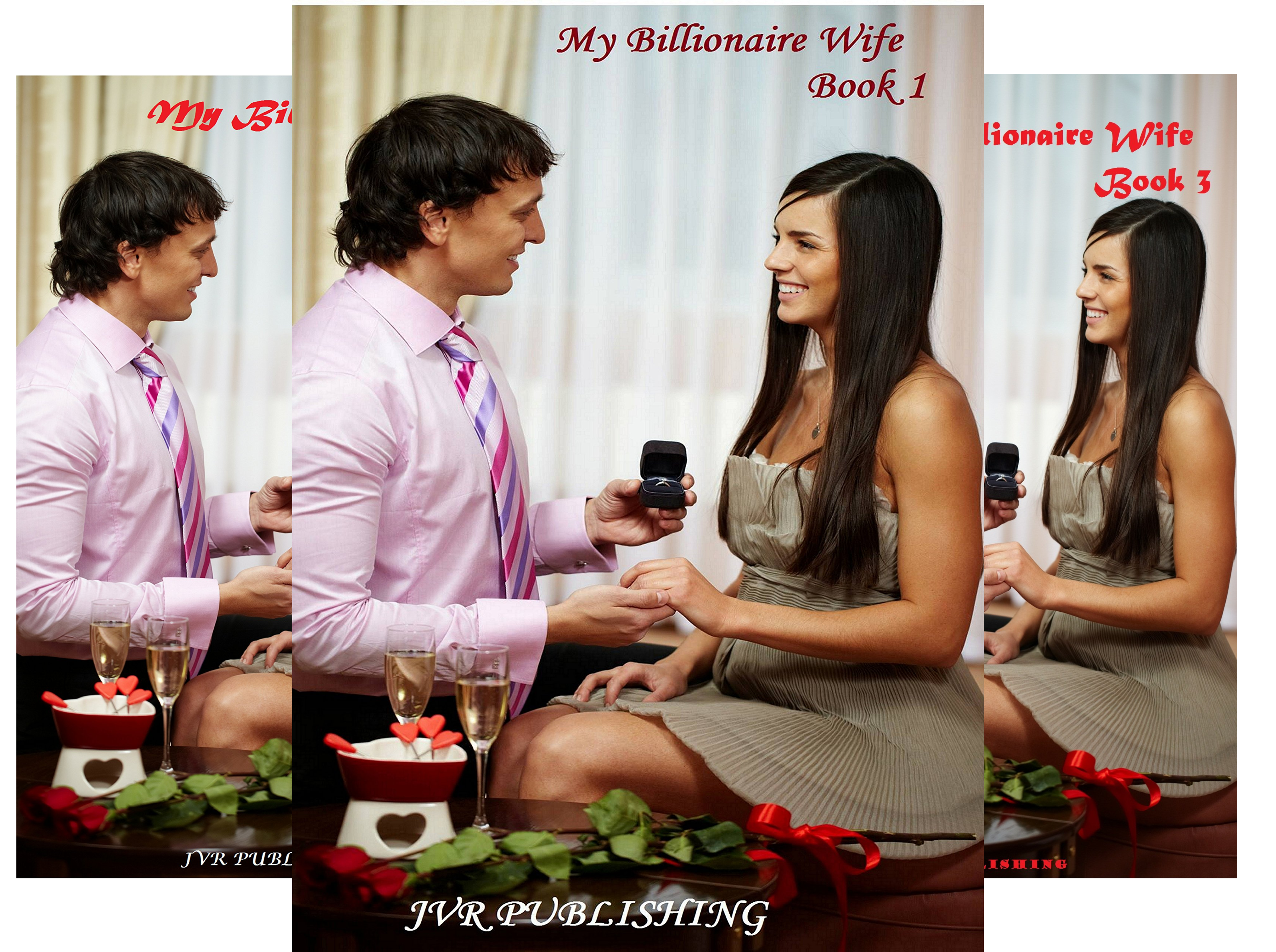 My Billionaire Wife (3 Book Series)