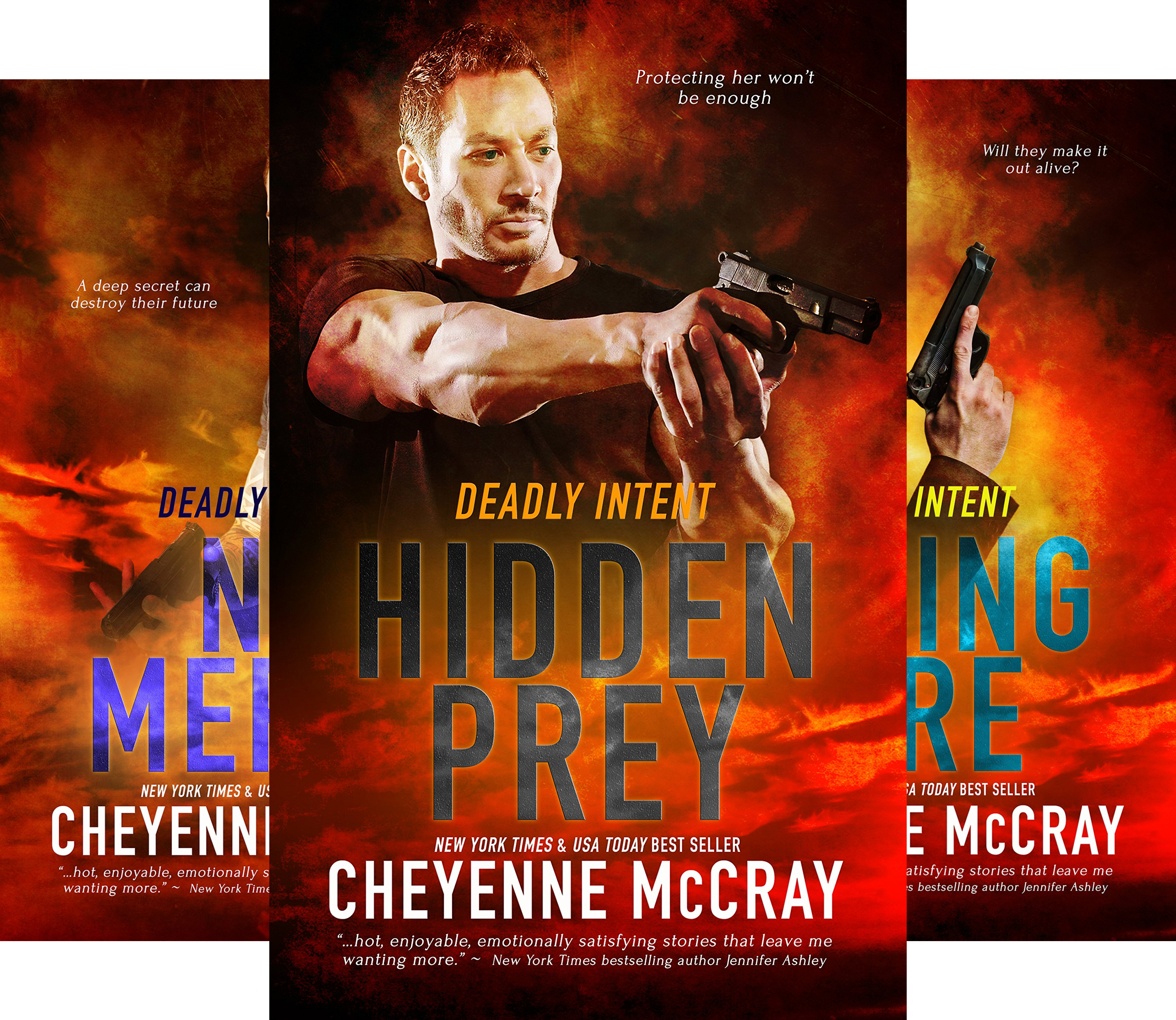 Deadly Intent (3 Book Series)