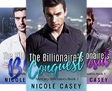 Mercury Billionaires (5 Book Series)