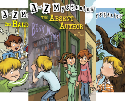 A to Z Mysteries (26 Book Series) by  Ron Roy