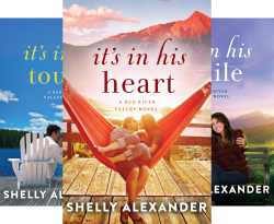 A Red River Valley Novel (4 Book Series) by  Shelly Alexander