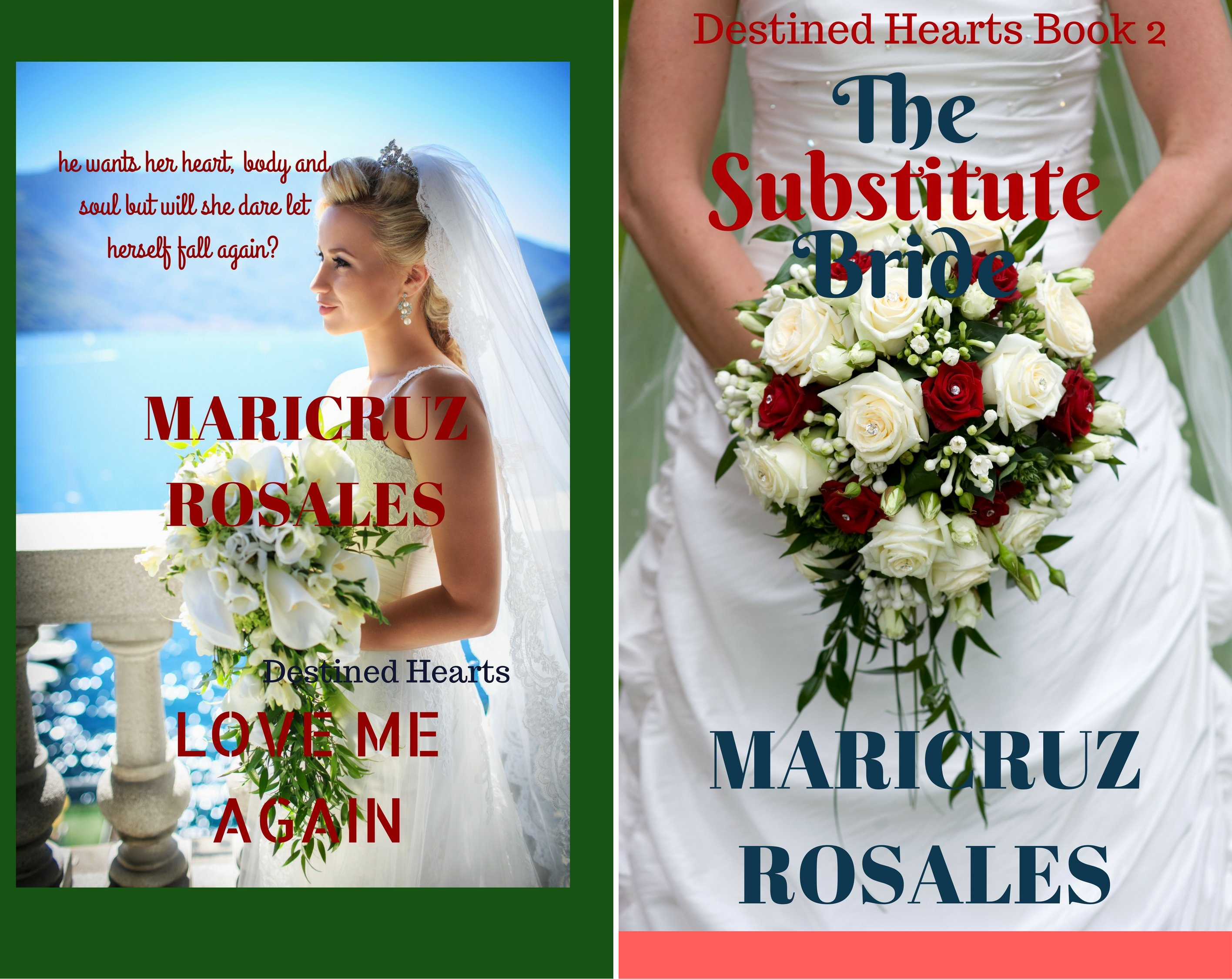 Destined Hearts (2 Book Series)