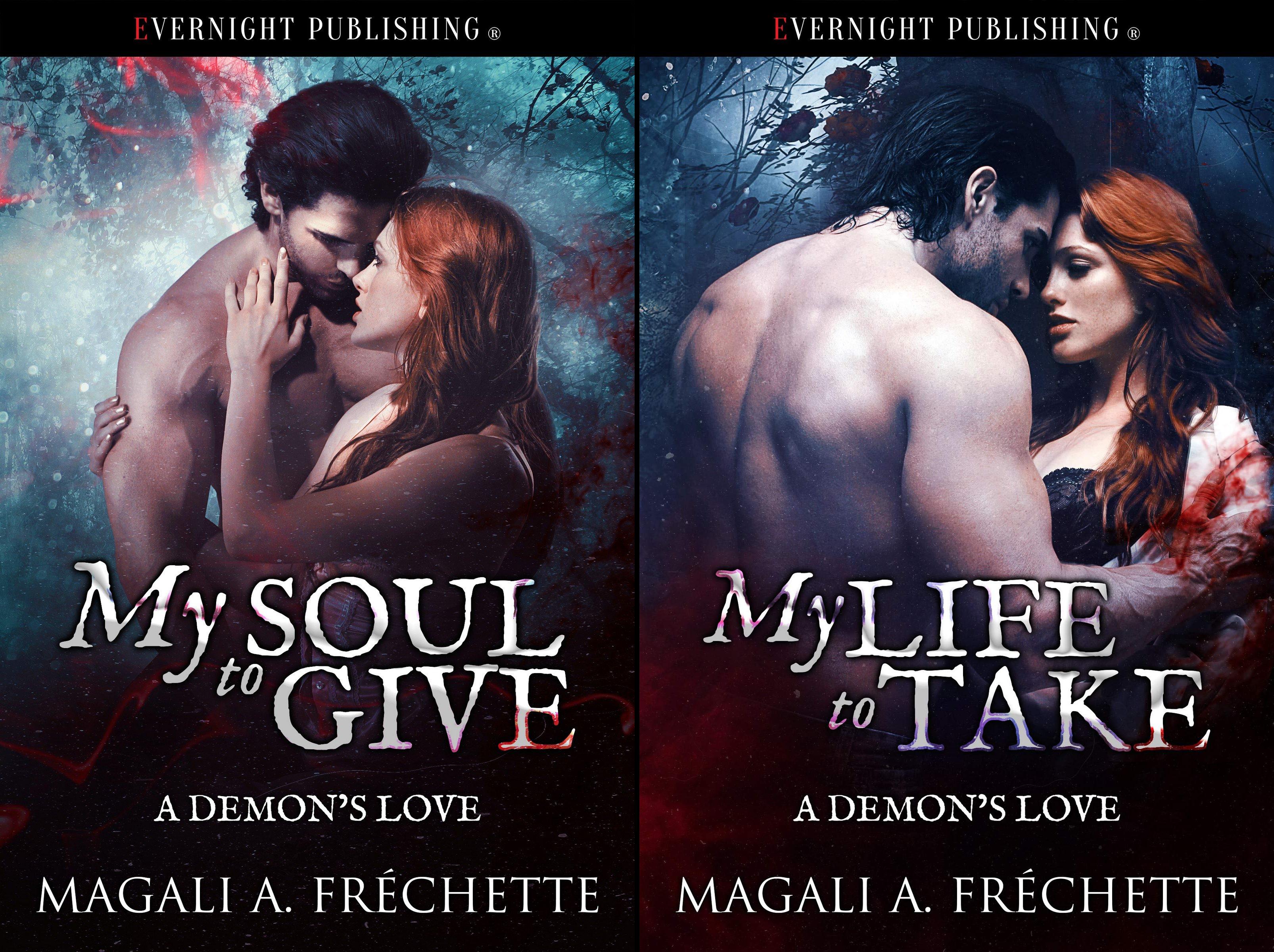 A Demon's Love (2 Book Series)
