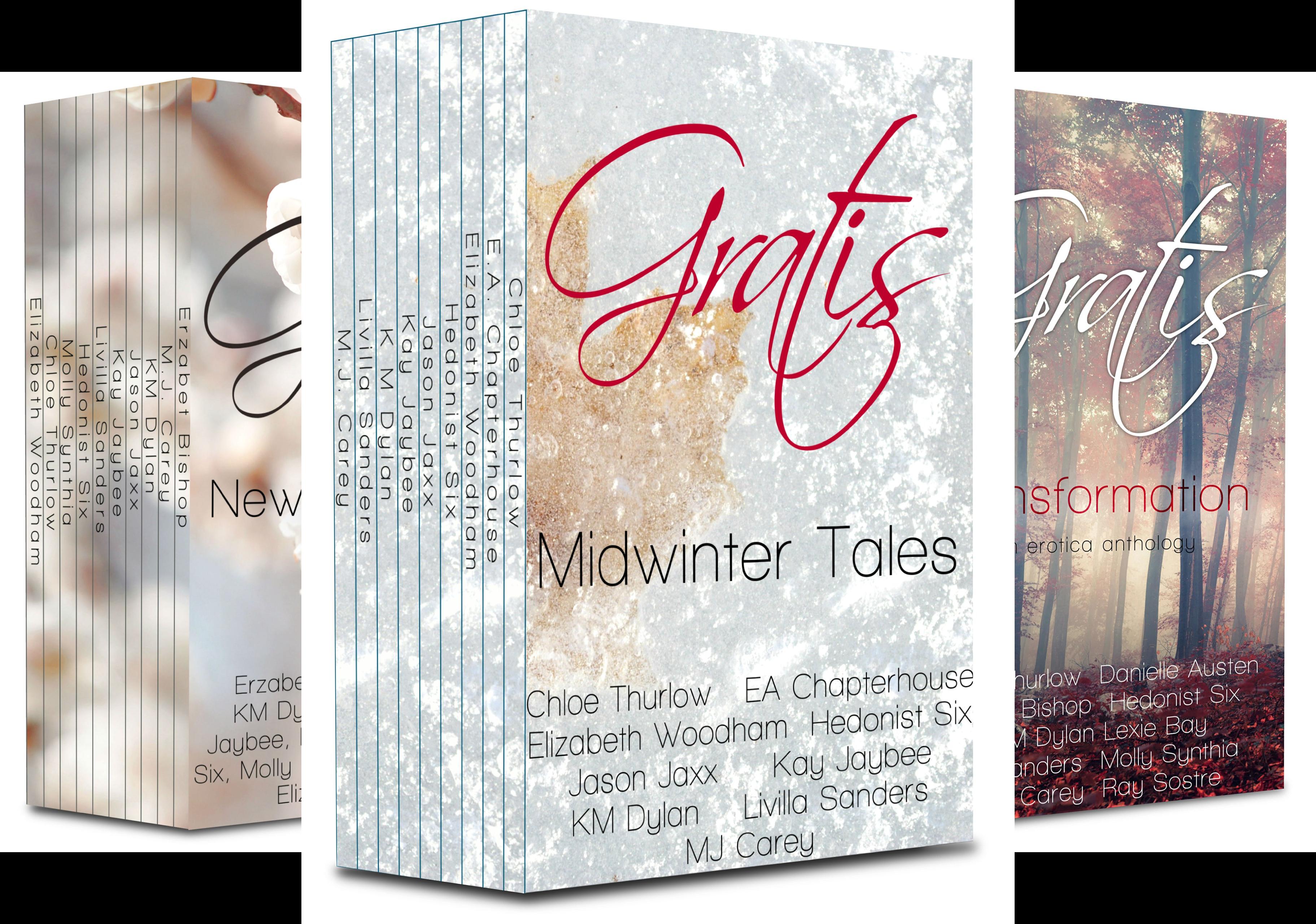 Gratis Anthologies (4 Book Series)