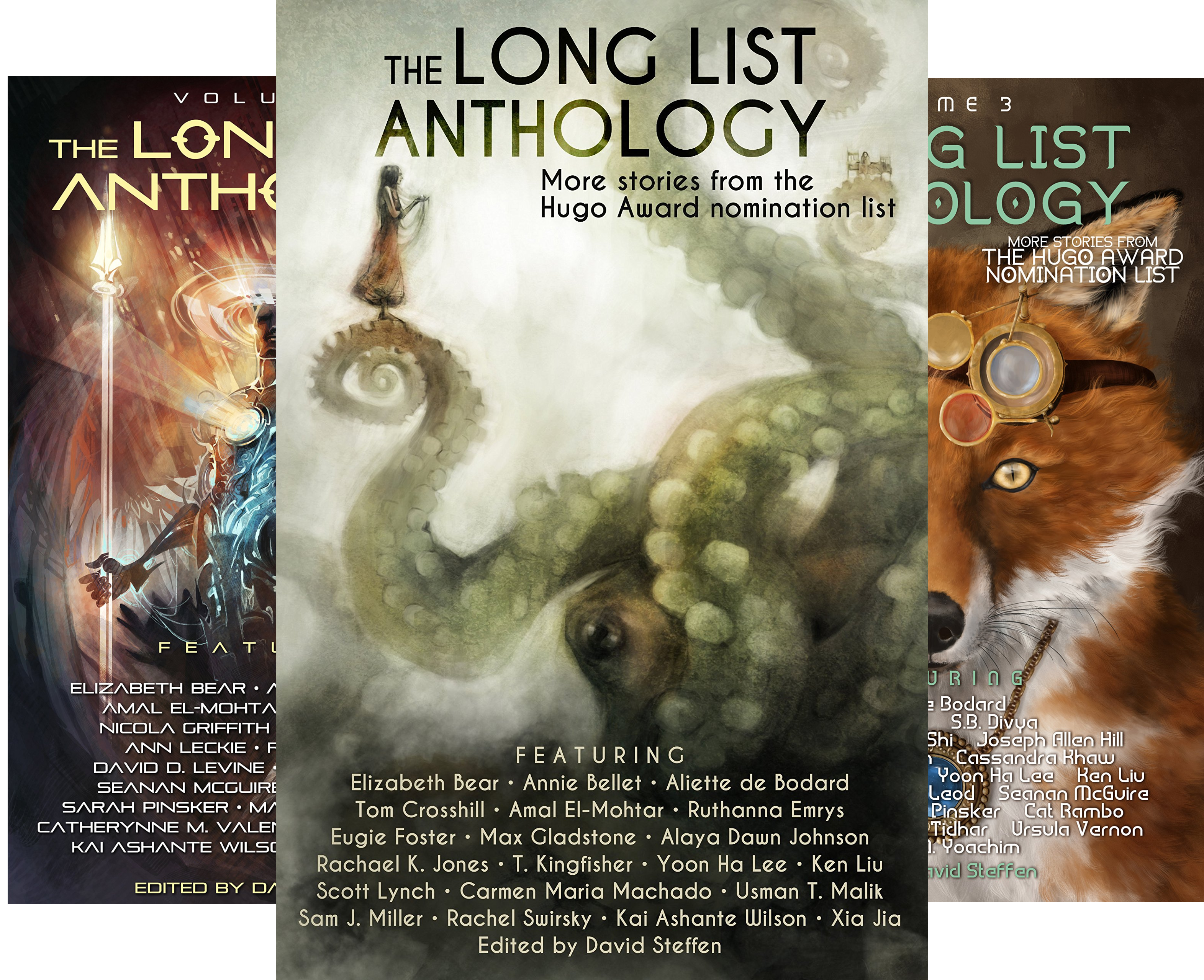The Long List Anthology Series (3 Book Series) thumbnail