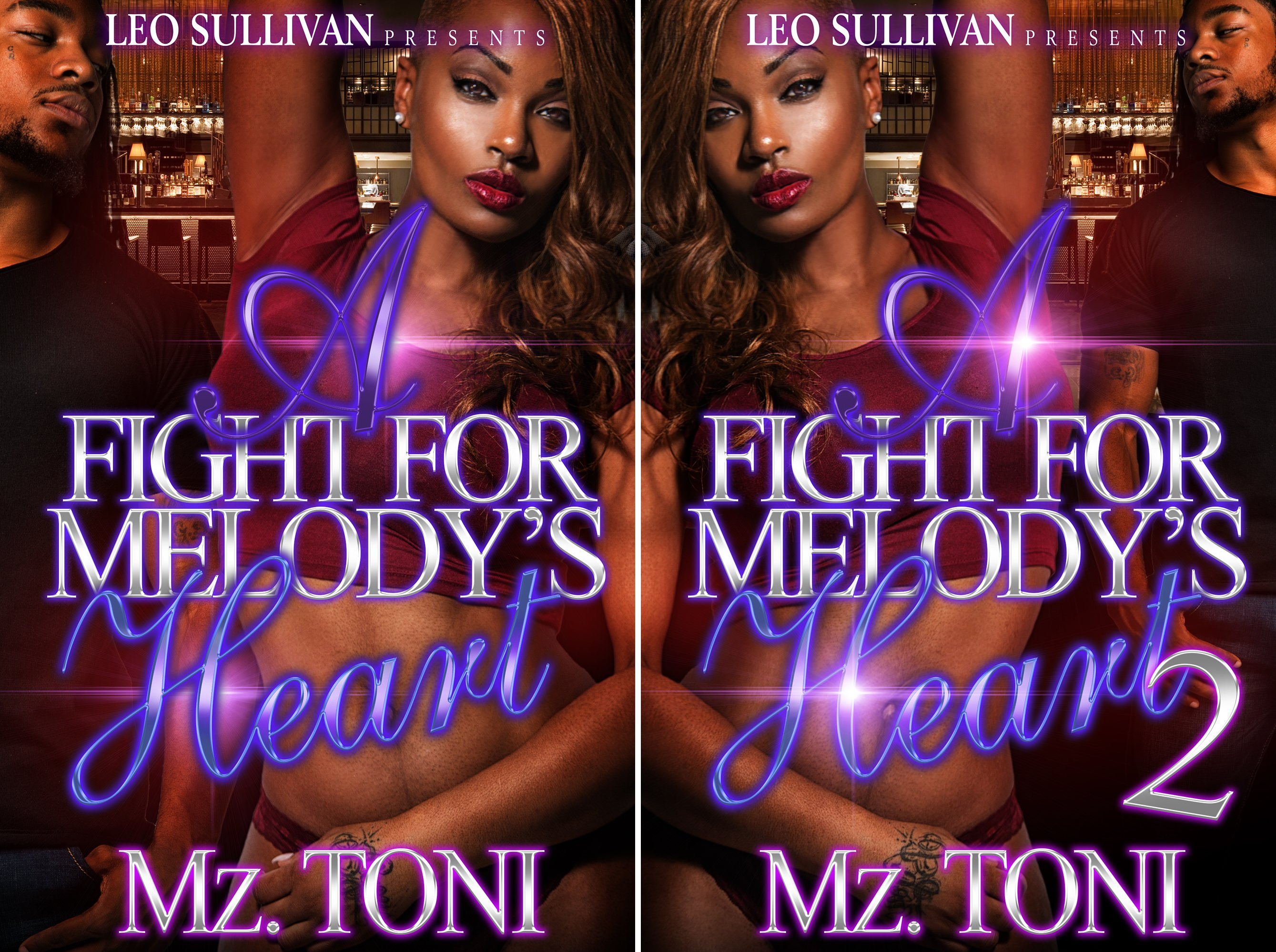 Books : A Fight for Melody's Heart (2 Book Series)