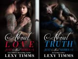 Just About Series (2 Book Series)