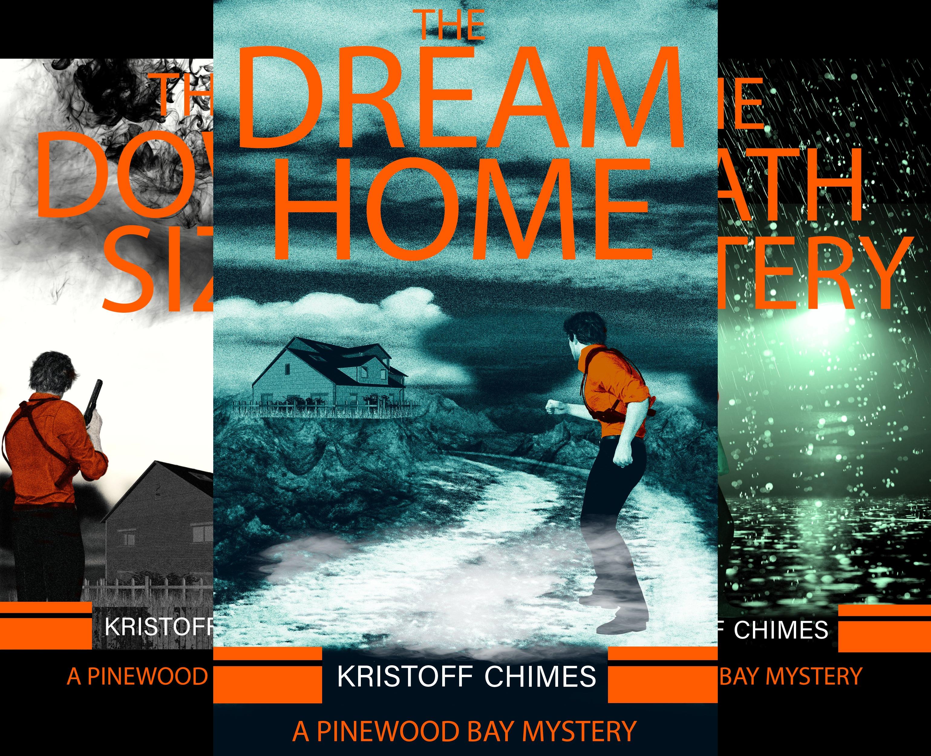 Pinewood Bay Mystery (4 Book Series)