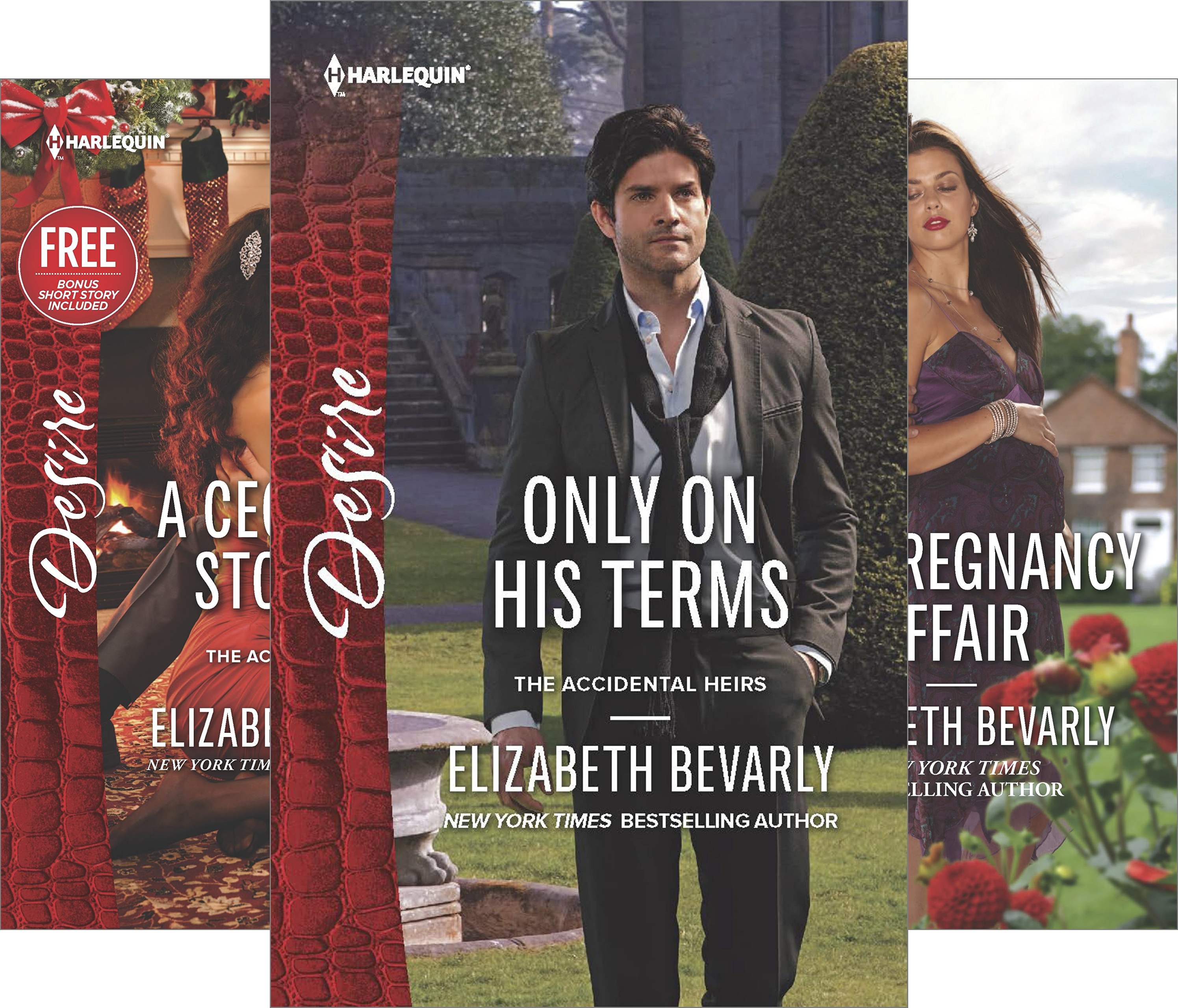 Accidental Heirs (5 Book Series)
