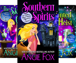 Southern Ghost Hunter Mysteries (7 Book Series) by  Angie Fox