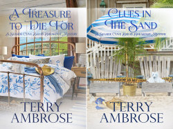 A Seaside Cove Bed & Breakfast Mystery (2 Book Series) by  Terry Ambrose