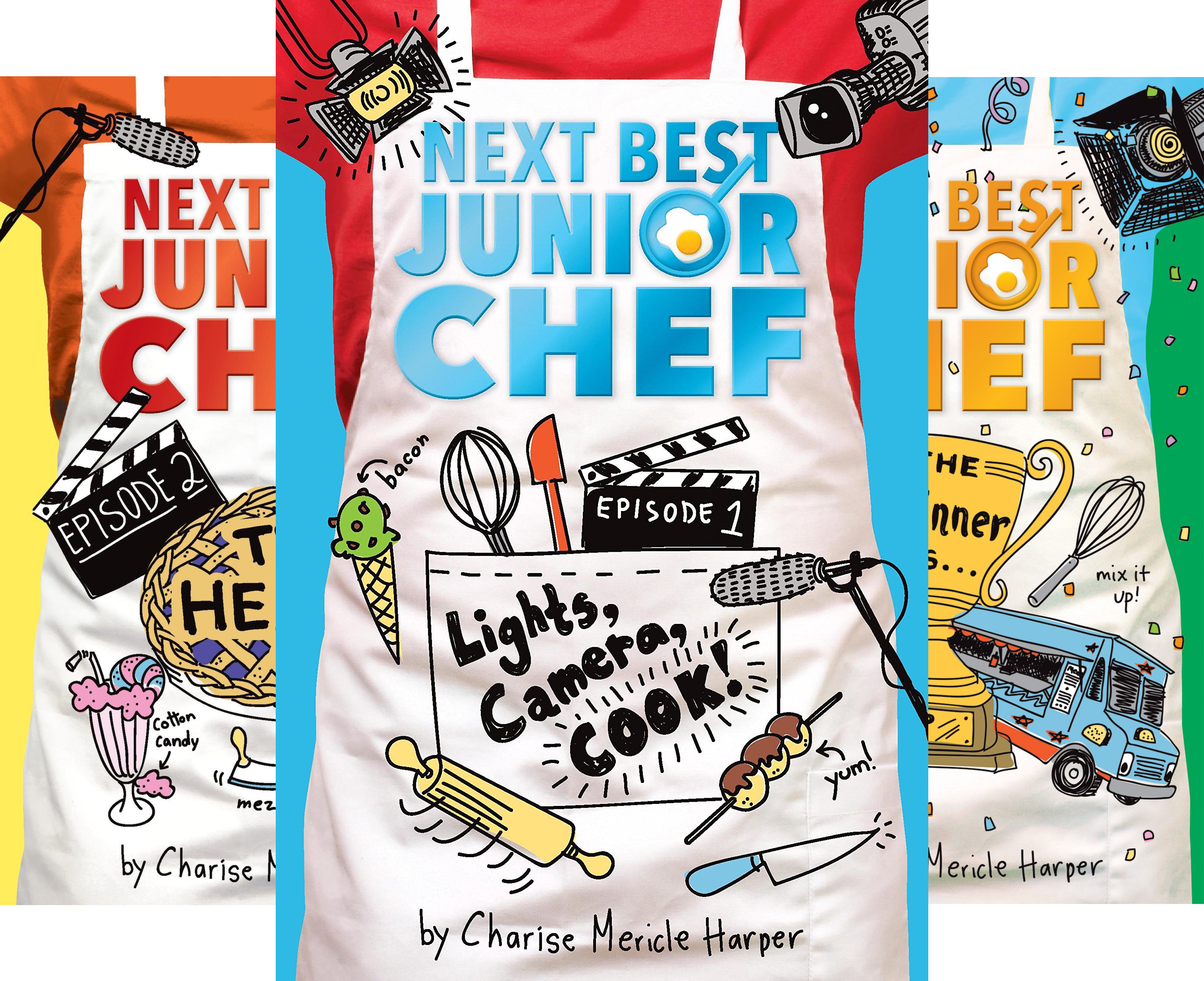 Next Best Junior Chef (3 Book Series)