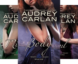 Trinity (5 Book Series) by  Audrey Carlan