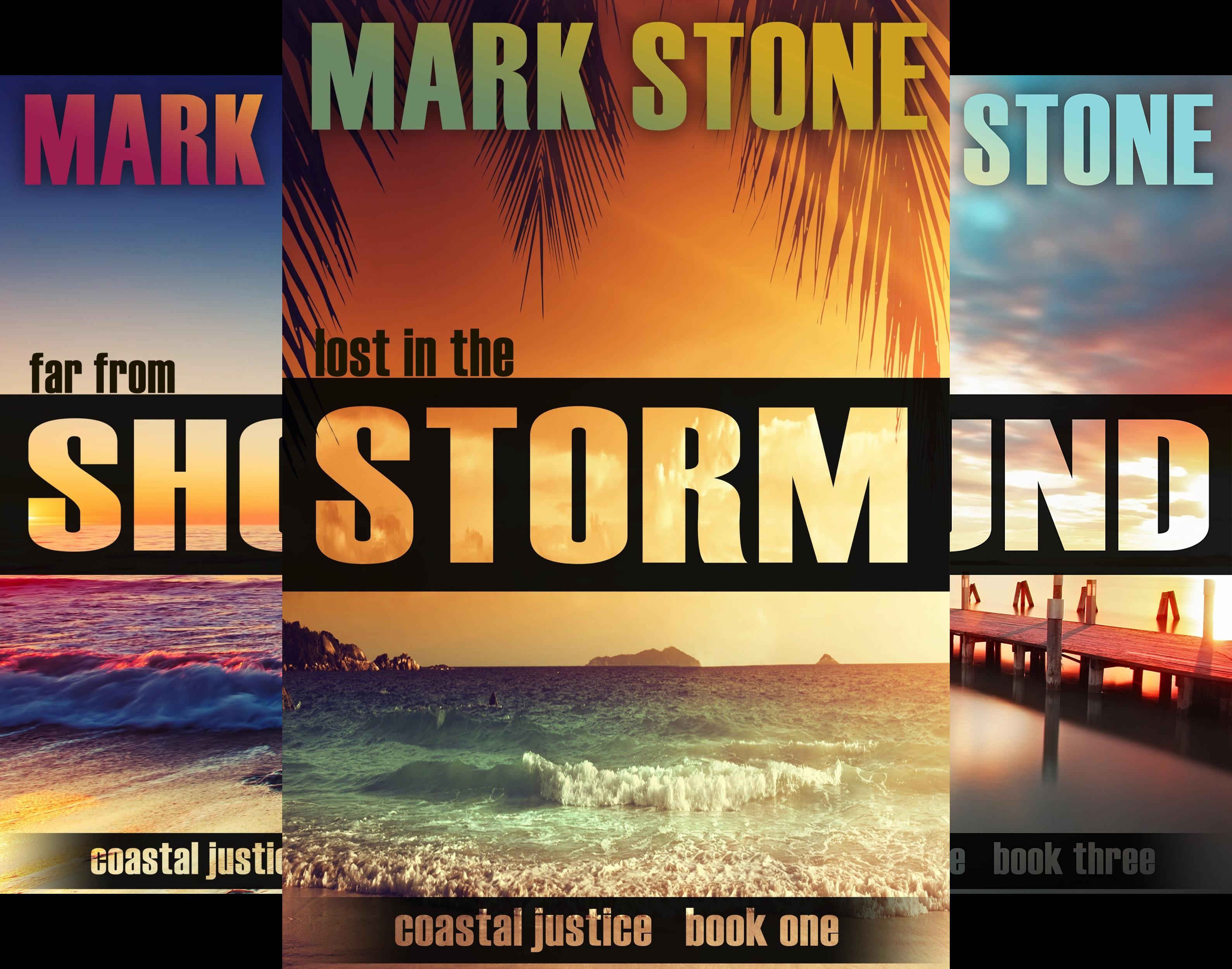 Coastal Justice (3 Book Series)