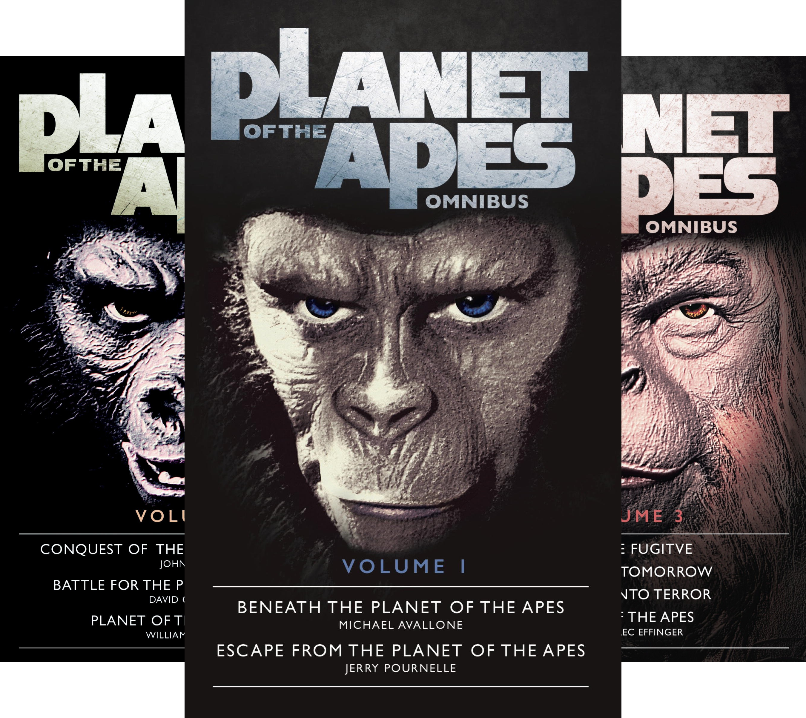Planet of the Apes (4 Book Series)