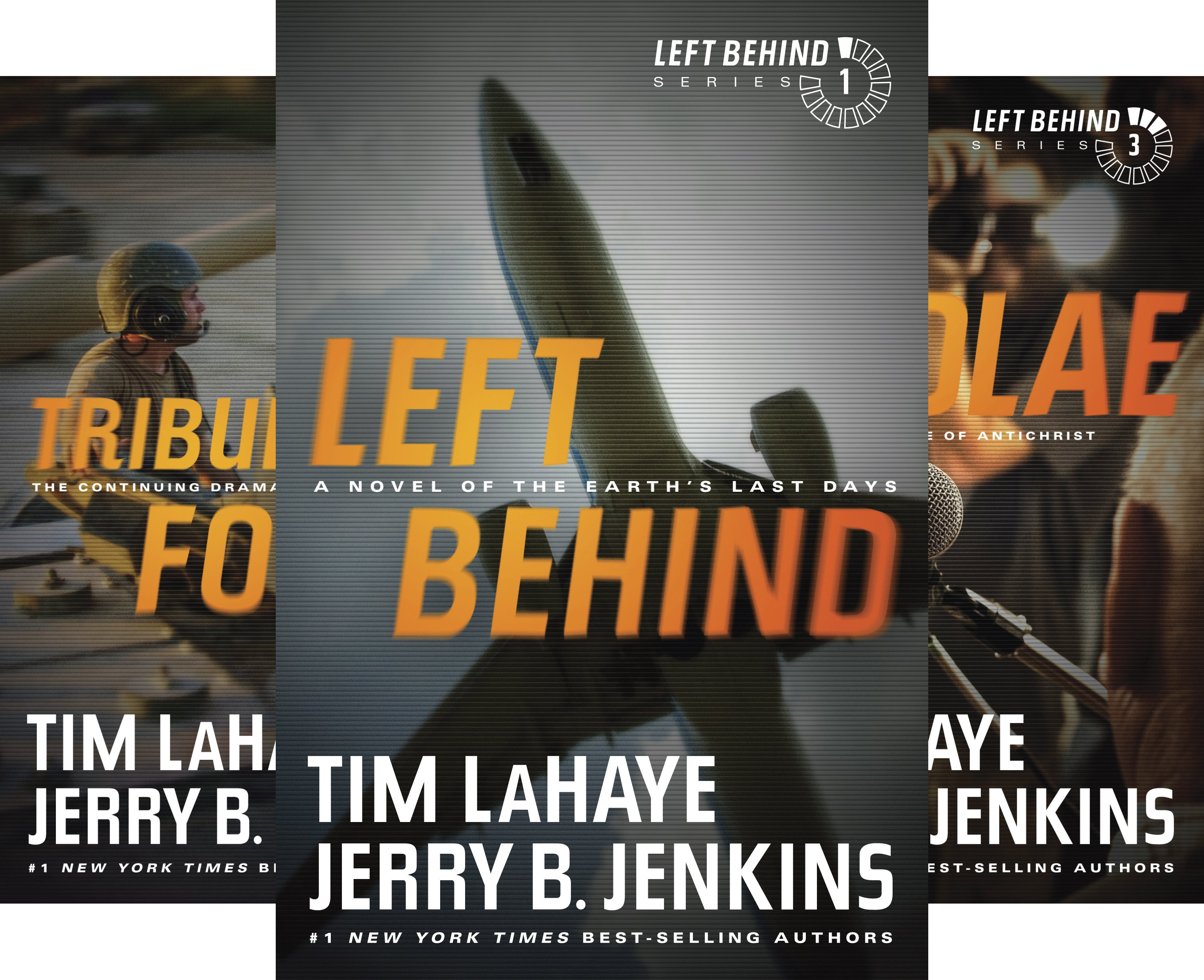 Left Behind Collection: Boxed Set Volumes 1-5 (5 Book Series) Left Behind Collection