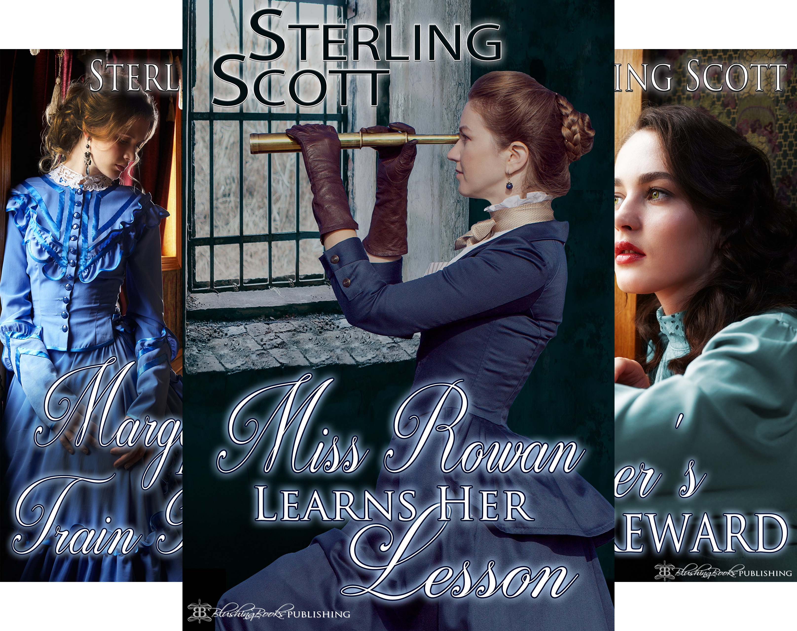 Lady Detective (4 Book Series)