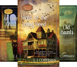A Haunted Guesthouse Mystery (8 Book Series) by  E.J. Copperman