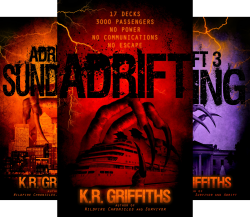 Adrift Series (3 Book Series) by  K.R. Griffiths