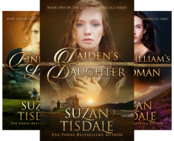 The Clan MacDougall Series (4 Book Series) by  Suzan Tisdale