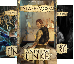 Oliver Lucas Adventures (5 Book Series) by  Andrew Linke