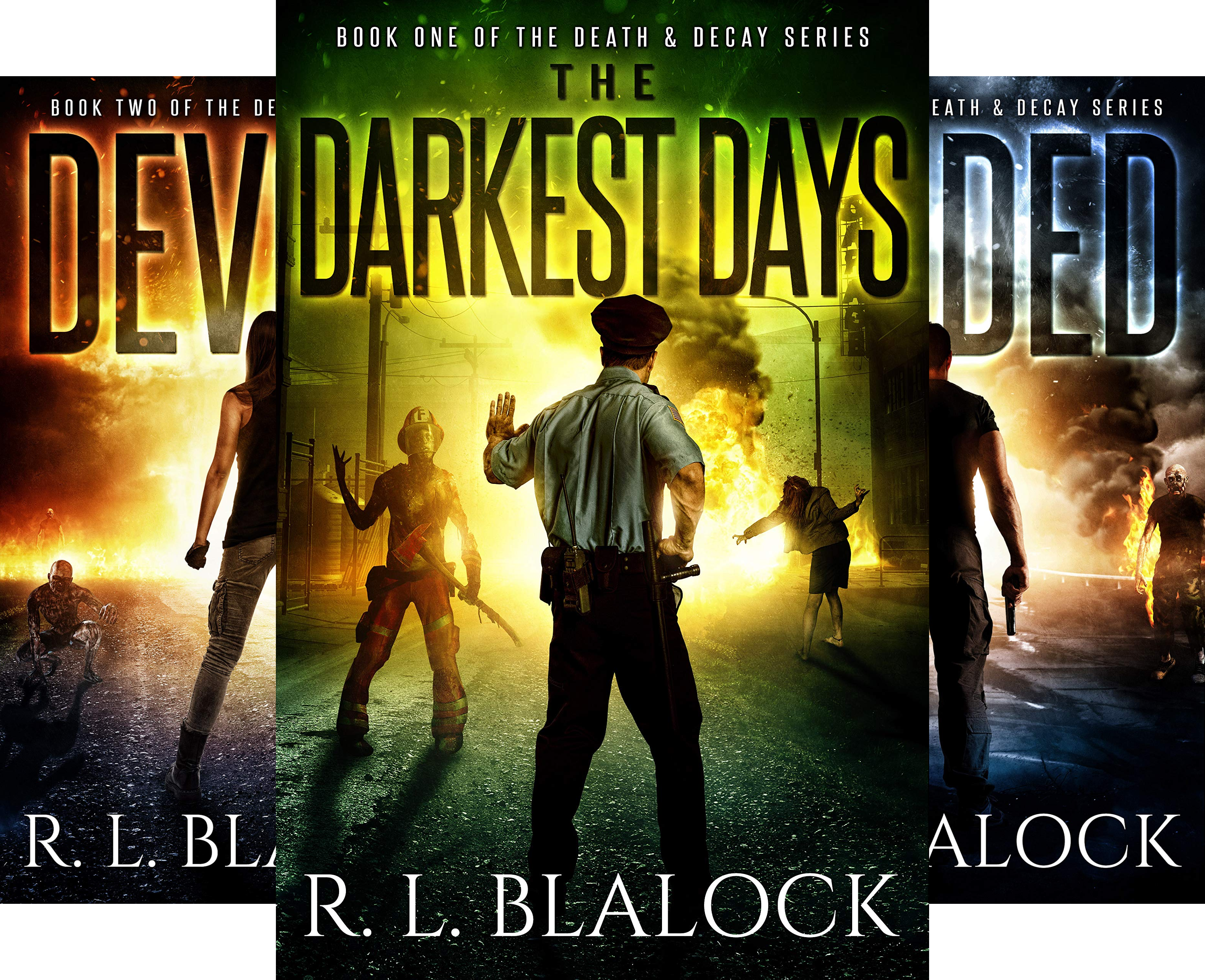 Death & Decay (3 Book Series)