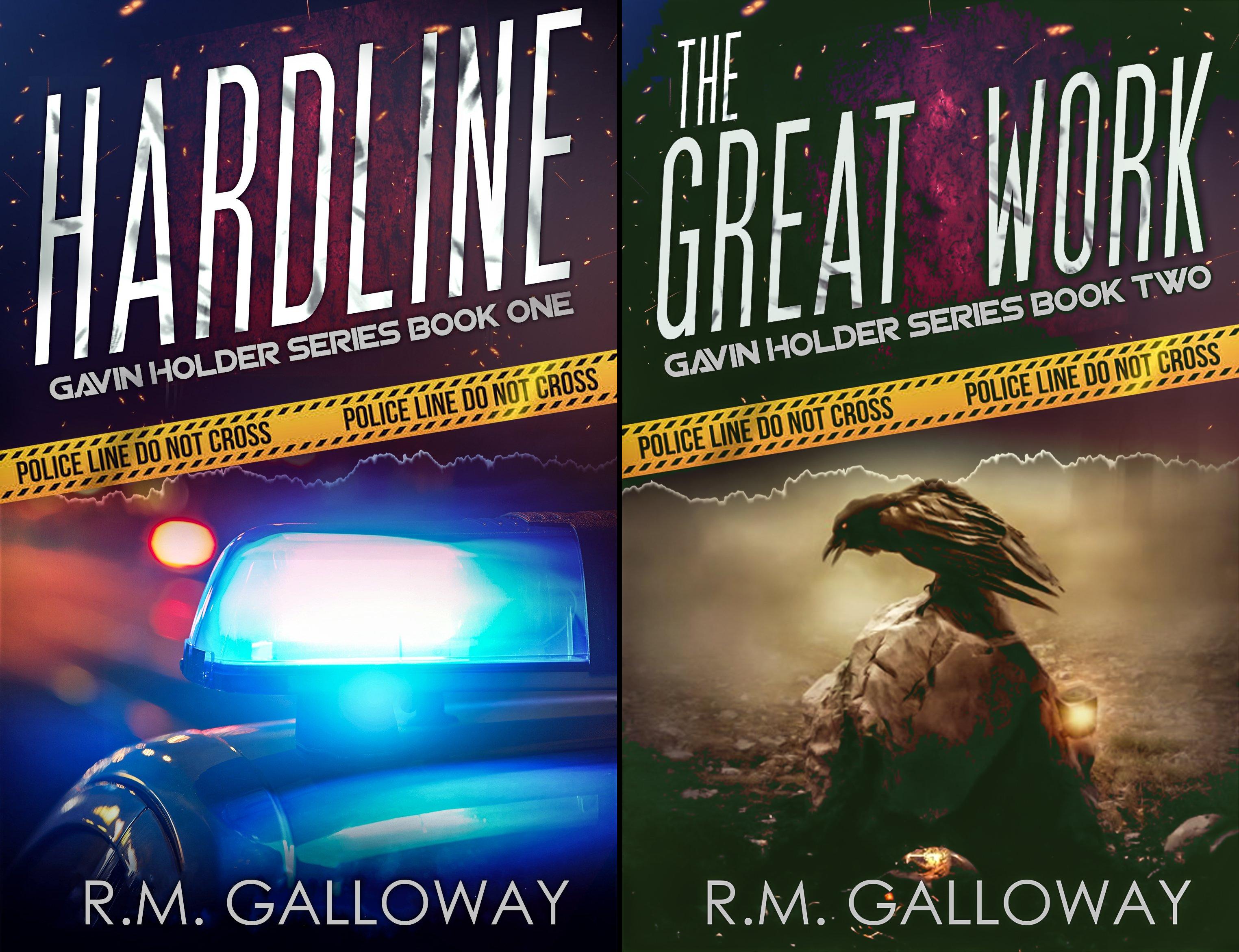 Gavin Holder Series (2 Book Series)