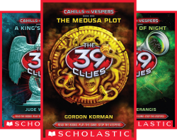 The 39 Clues: Cahills vs. Vespers (6 Book Series)