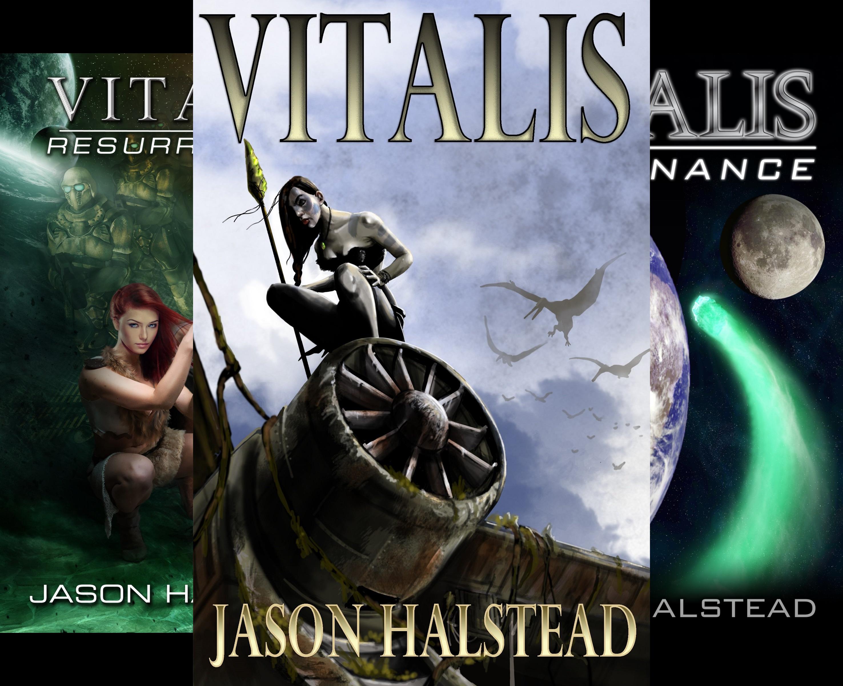 Vitalis (10 Book Series)