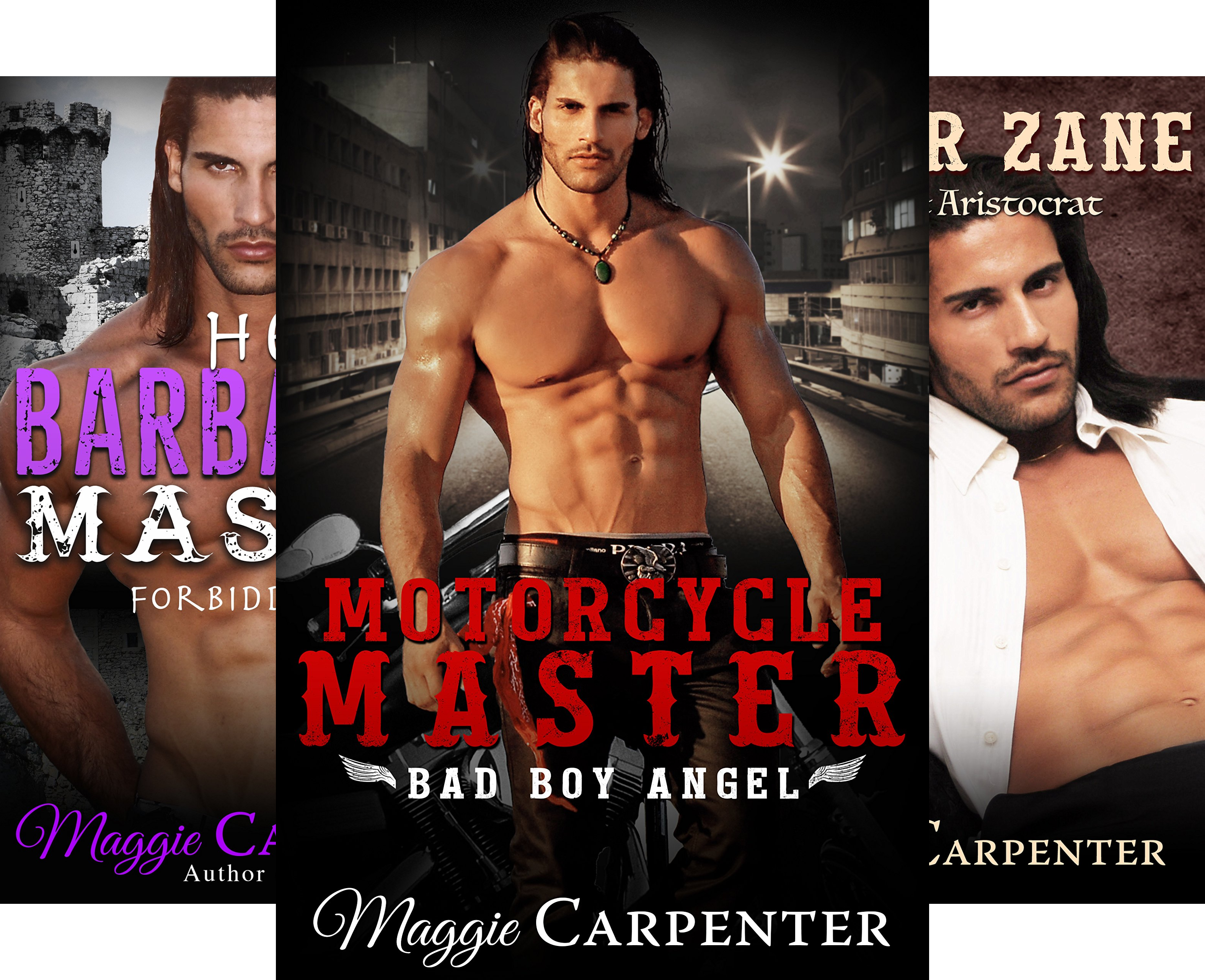 Alpha Male Master Series (5 Book Series)
