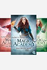 Die Magic Academy-Reihe (Reihe in 4 Bänden) Kindle Edition