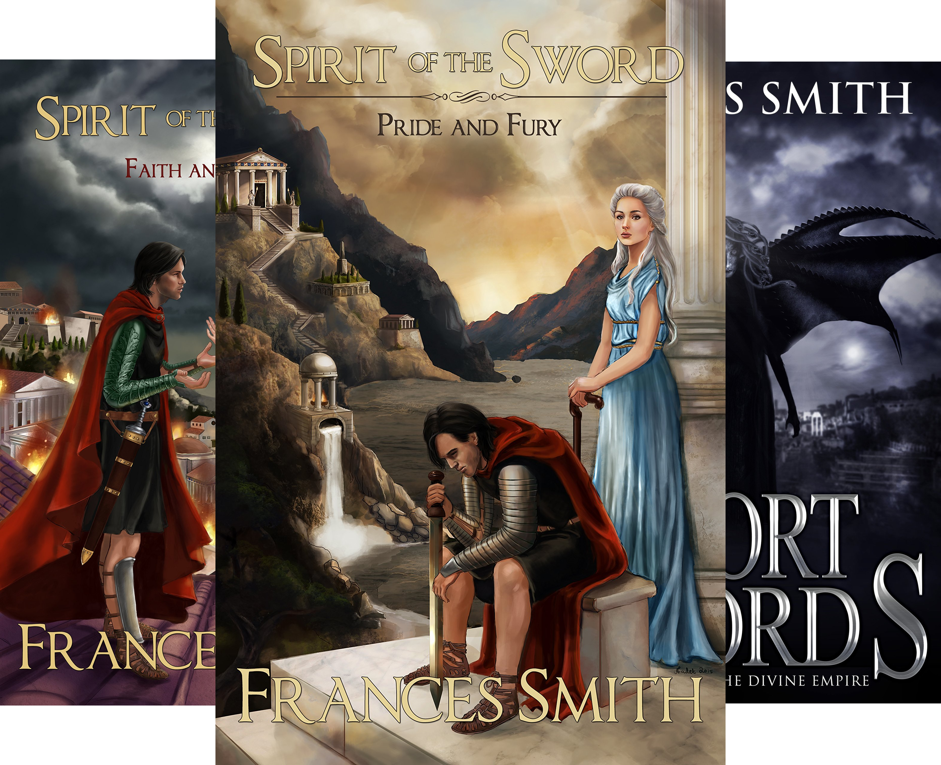 The First Sword Chronicles (5 Book Series)