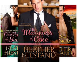 Redcakes (7 Book Series) by  Heather Hiestand
