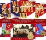 We Were Soldiers Too (4 Book Series)