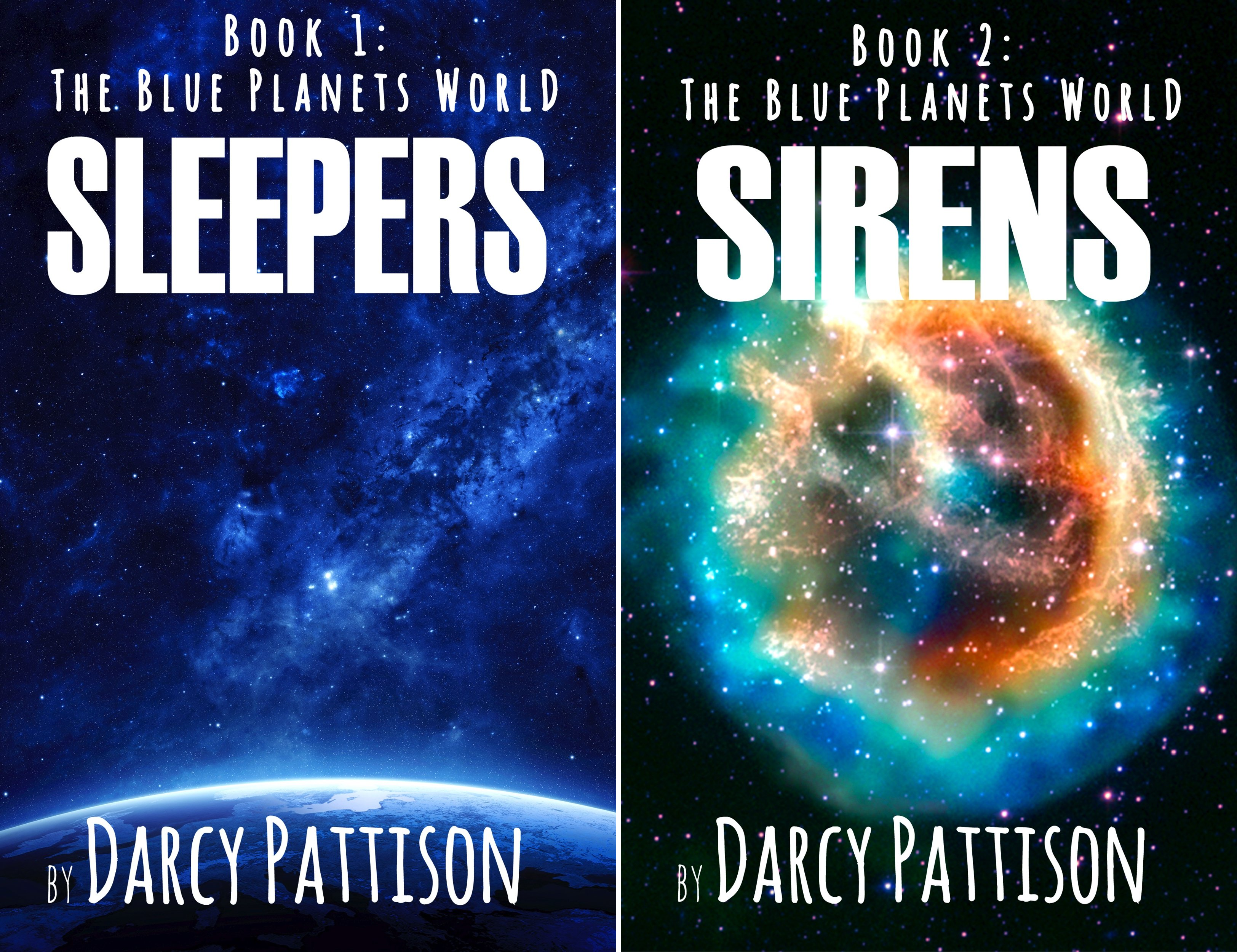 The Blue Planets World series (2 Book Series)