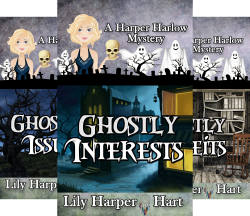 A Harper Harlow Mystery (10 Book Series) by  Lily Harper Hart