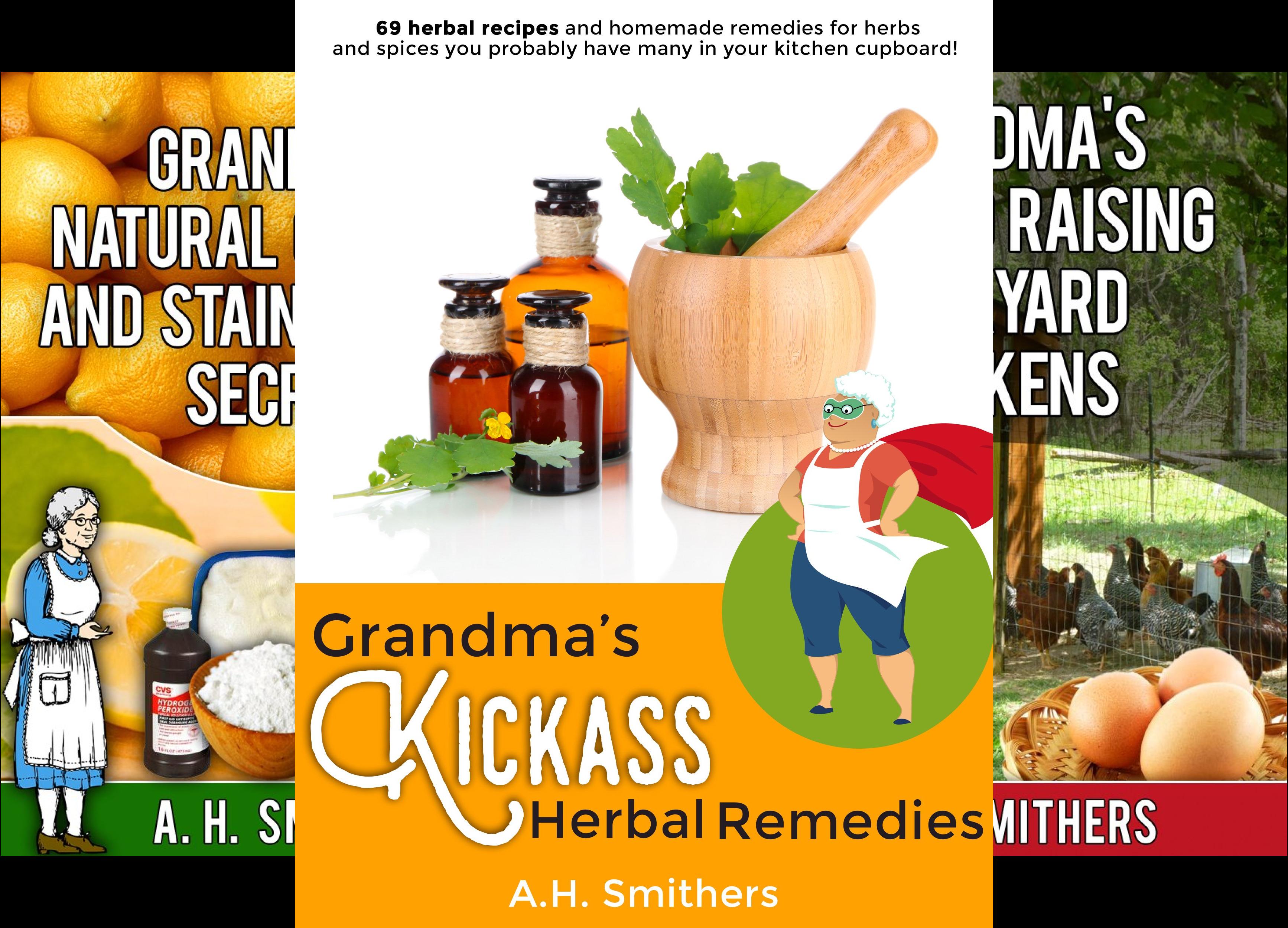 Grandma's Series (4 Book Series)
