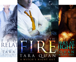 A Witch's Night Out series (3 Book Series) by  Tara Quan