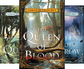 Queens of Renthia (3 Book Series) by Sarah Beth Durst