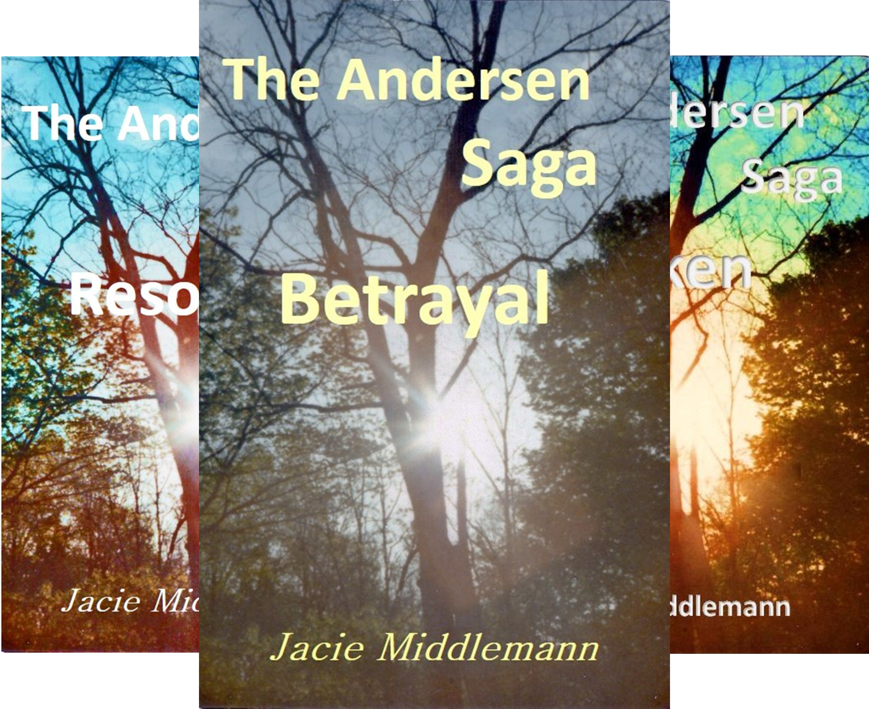 The Andersens (15 Book Series)