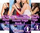 The Werewolf's Harem Saga Book (3 B...