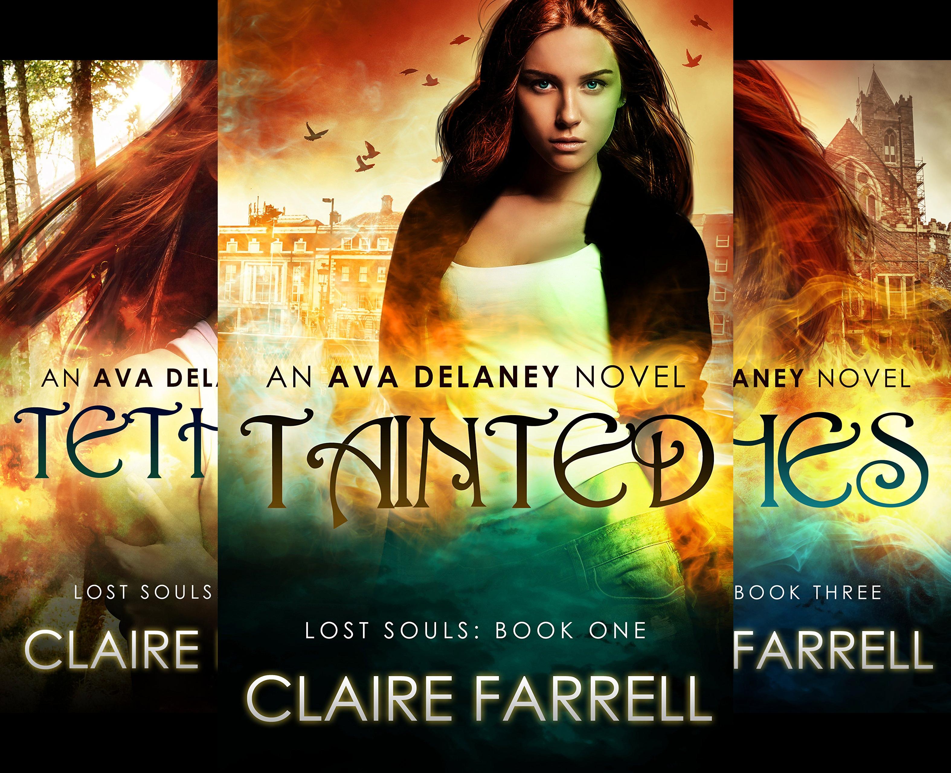 Ava Delaney- Lost Souls (3 Book Series)