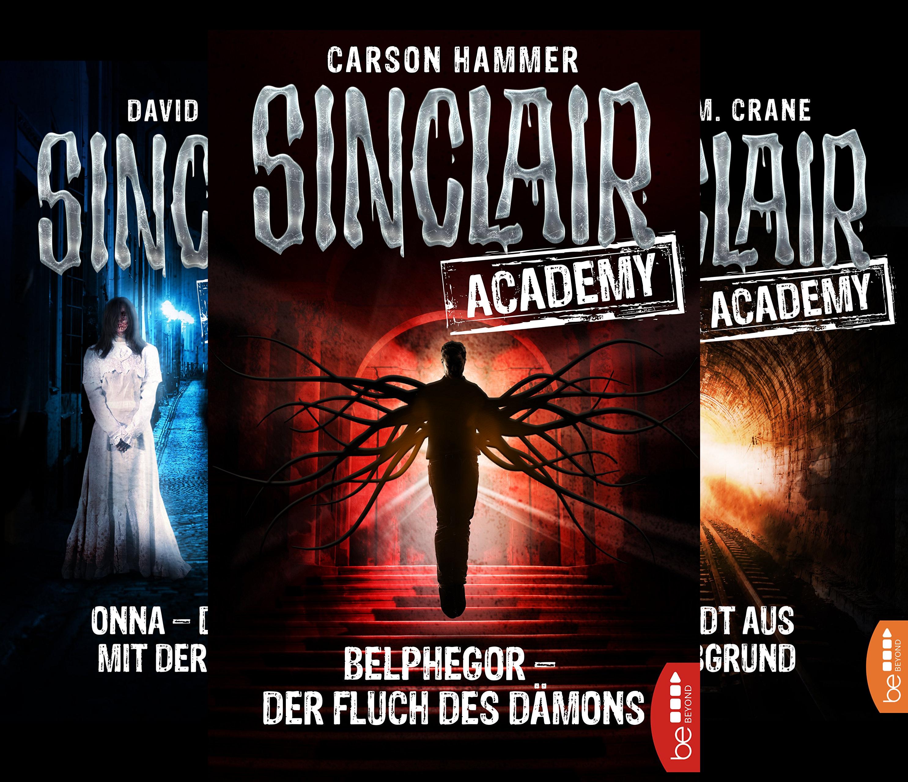 Sinclair Academy -Die neuen Geisterjäger (Reihe in 13 Bänden)