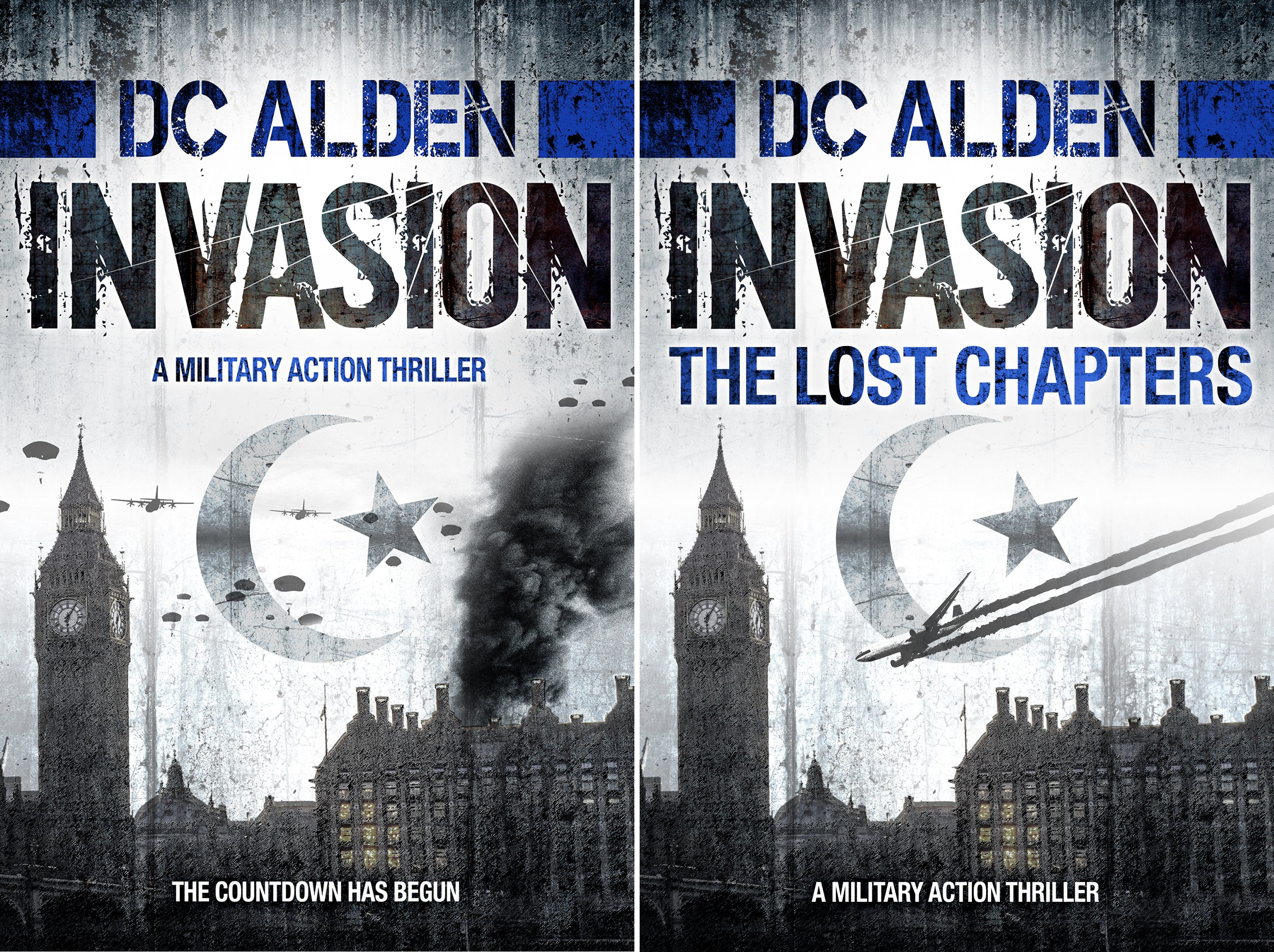 Invasion Series (2 Book Series)