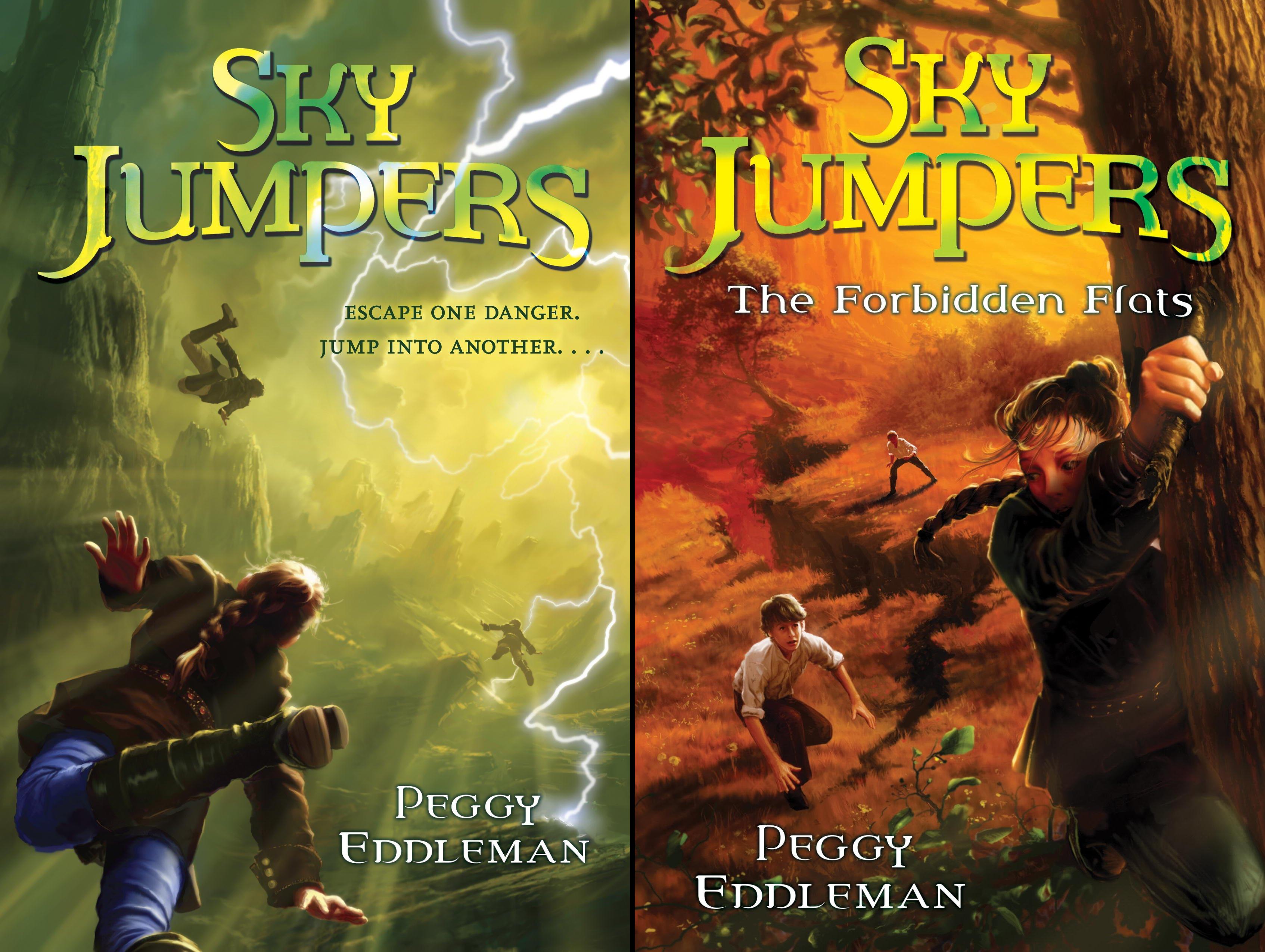Sky Jumpers (2 Book Series)