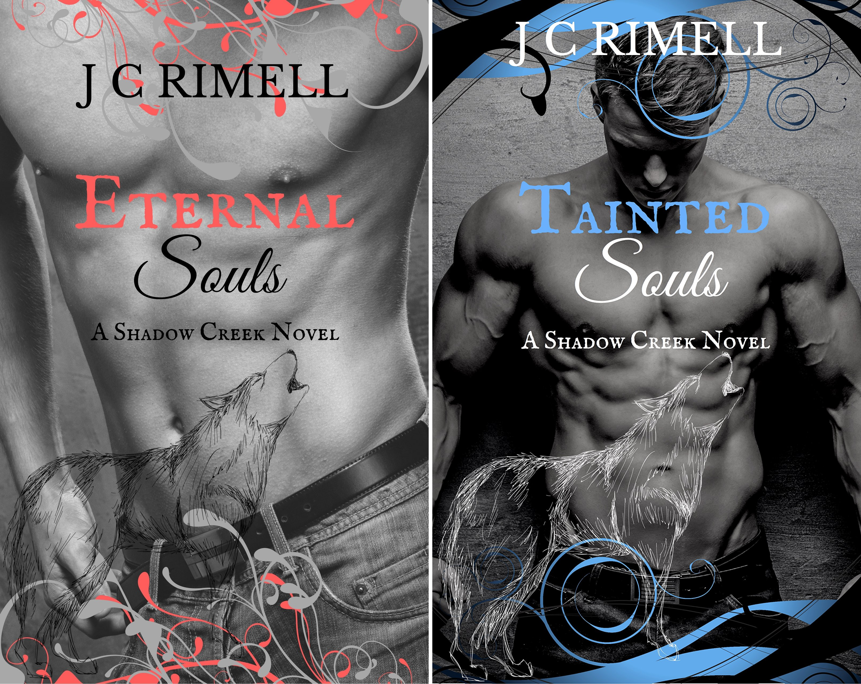 Shadow Creek Series (2 Book Series)