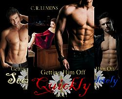Getting Him Off Series (5 Book Series) by  C. R. Lemons