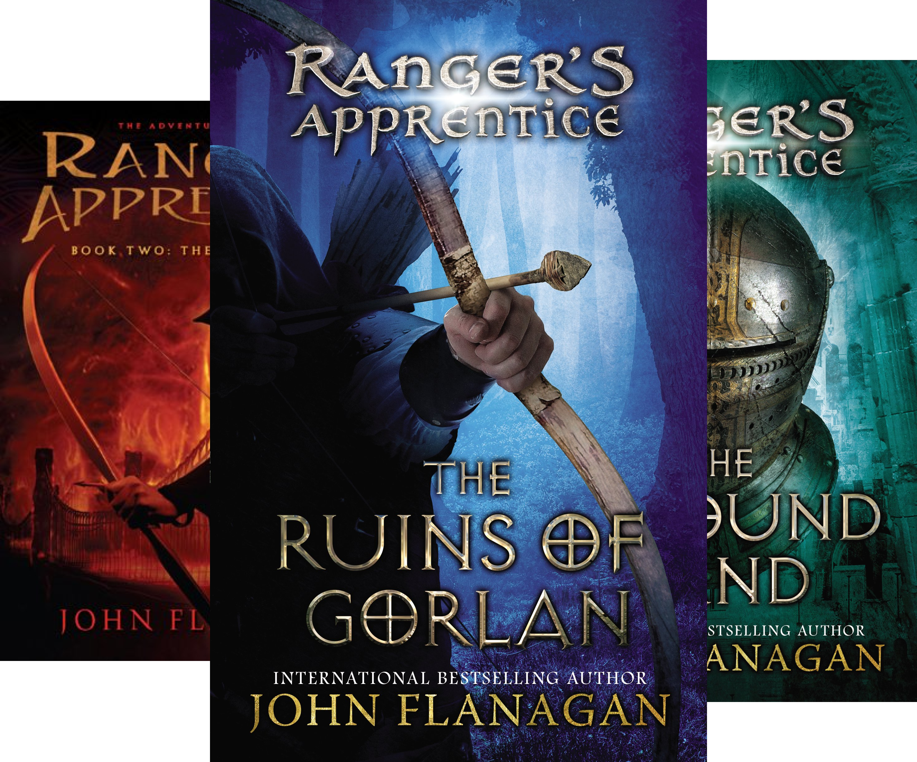The Ranger's Apprentice Collection (3 Books) (3 Book Series)